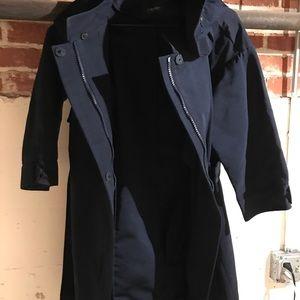 S MaxMara navy coat, awesome condition